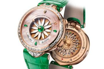 christophe claret swiss switzerland watch company manufacturer watchmaker luxury timepieces women ladies