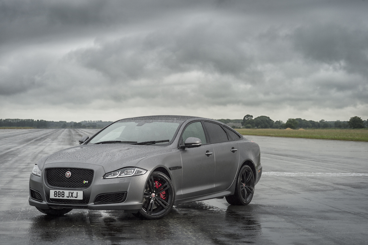 new jaguar xjr575 model models luxurious unique tailor-made bespoke year 2018 engines