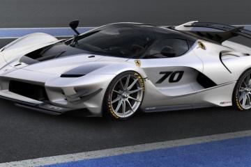 ferrari fxx-k-evo new car limited models cars xx versions track-cars racing-cars supercars versions