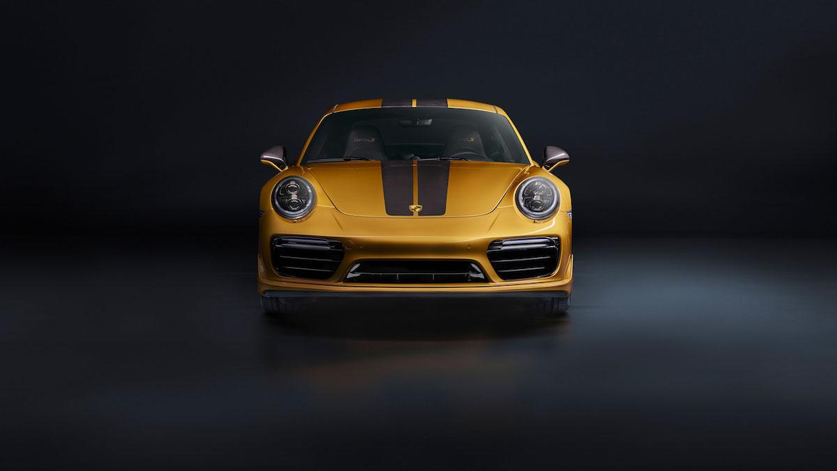 porsche 911 turbo s exclusive series porsche-911 limitiert