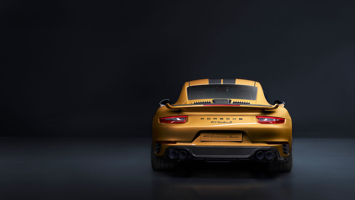 porsche 911 turbo s model models limited special sports car coupe