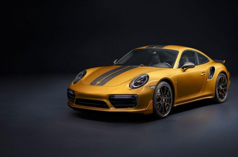 porsche 911 turbo s exclusive series porsche-911 limitierte modelle