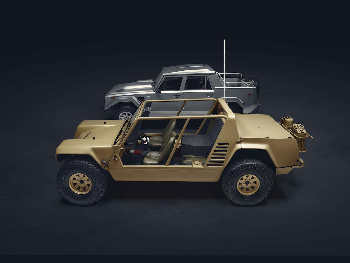 lamborghini lm002 suv offroad offroader geländewagen allradantrieb