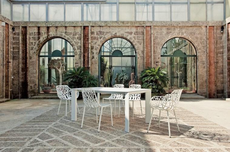 outdoor indoor möbel italien hersteller büromöbel design wohnbereich stuhl aluminium