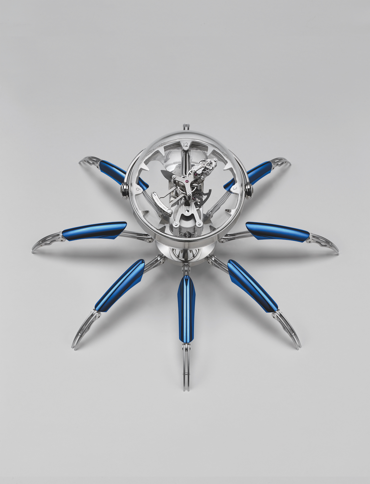 mb&f uhren uhrenhersteller schweiz uhrenmanufakturen uhrenmarken luxus luxusuhren limitiert limitierte sonderserien sondereditionen tourbillons