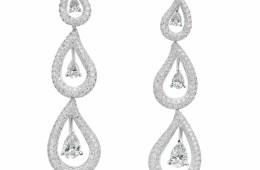 fine jewellery jewellery jewelry jeweler swiss switzerland diamonds white-diamonds necklace bracelet earrings pink-gold designers