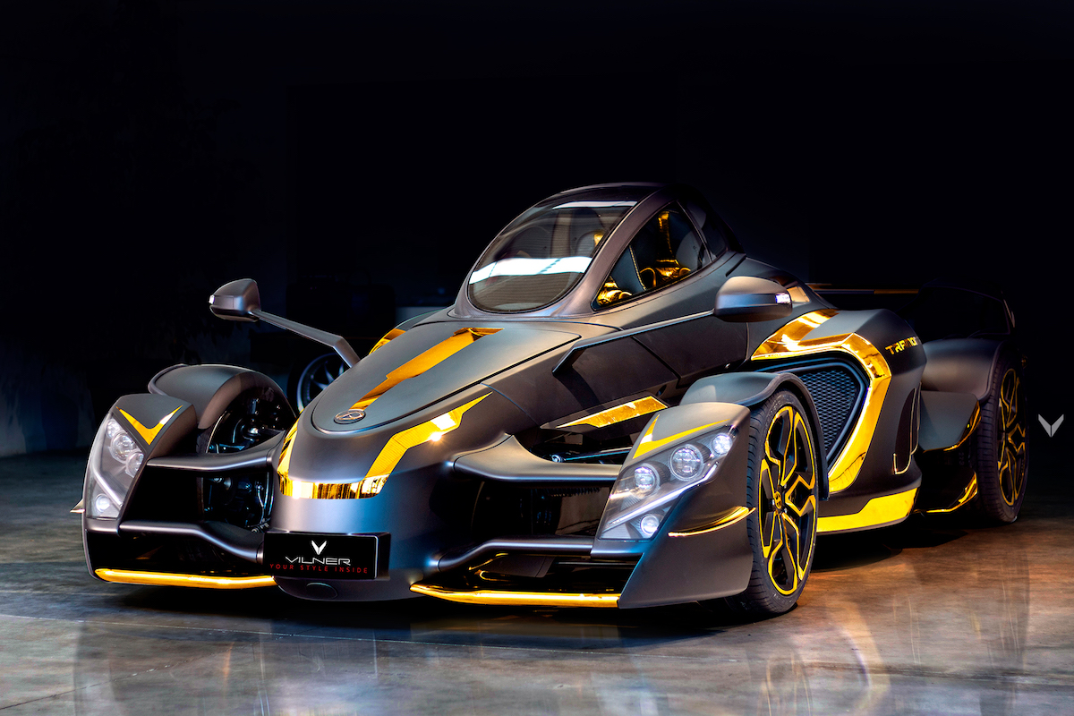 tramontana sportscars supersportscars limited cars models sema las-vegas usa