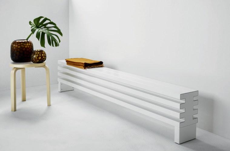tubes radiator bathroom interior design furnishing
