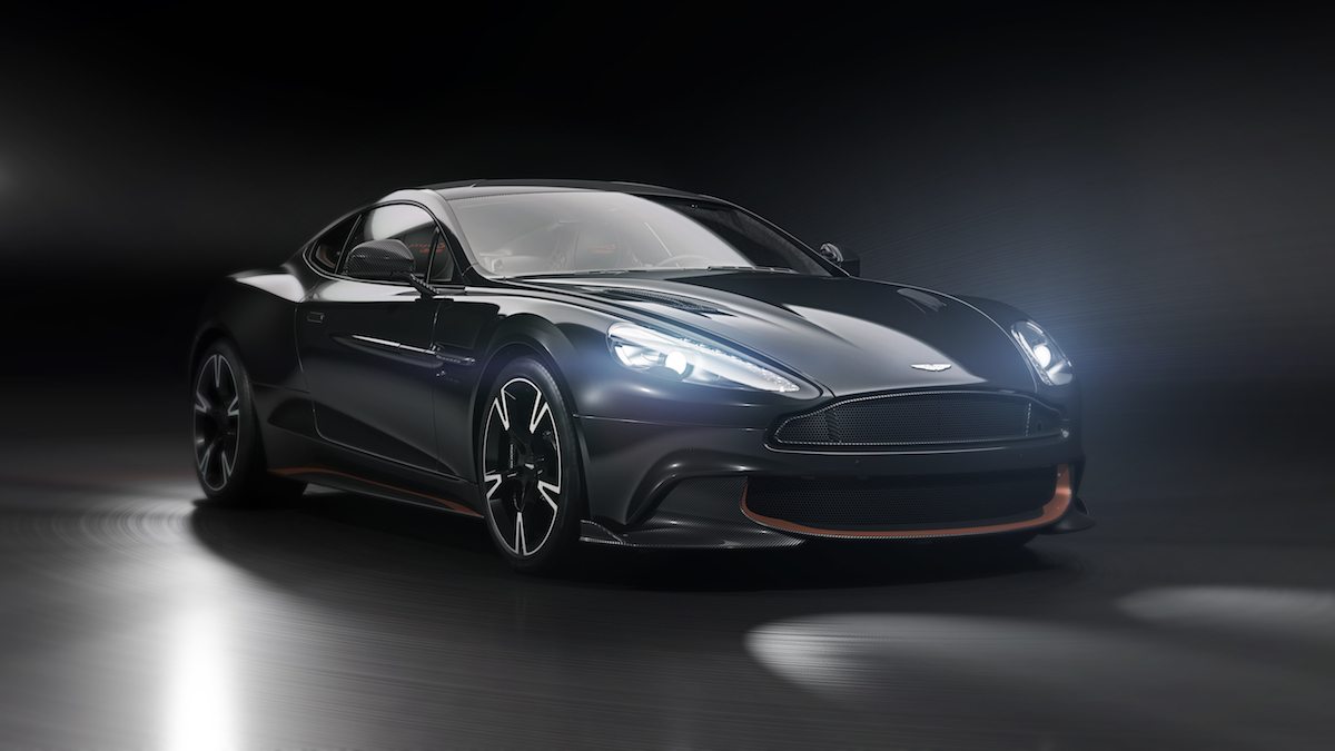 Aston Martin Presents A Stunning Special Edition Based On The Vanquish S Coupe And Volante Proudmag Com