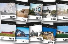 archipendium 2017 architekturkalender architektur kalender projekte deutschland zeitgenössische moderne