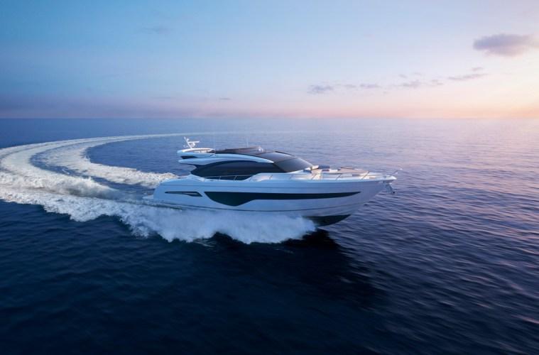 naim audio systeme lautsprecher princess yachts luxusyachten yachten premium