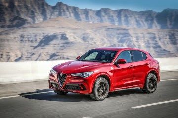 alfa romeo stelvio quadrifoglio suv sport utility vehicle geländewagen allradantrieb modelle neuheiten neu premium luxus