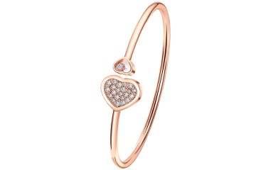 chopard jewellery jewelry collection new diamonds rose white gold christmas 2017 gifts ideas inspiration