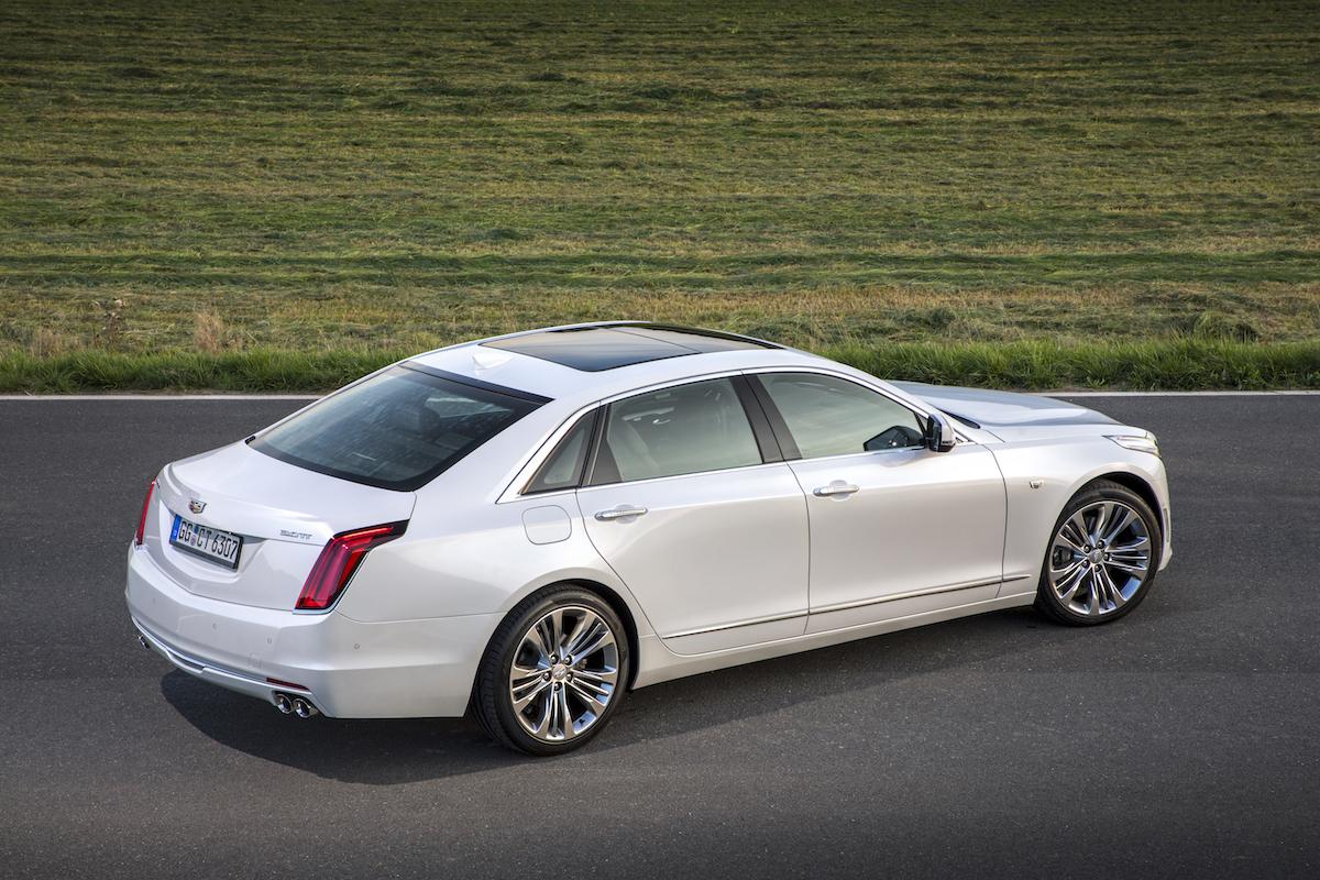 cadillac ct6 luxury premium sedan sedans new models prices switzerland germany versions innovations