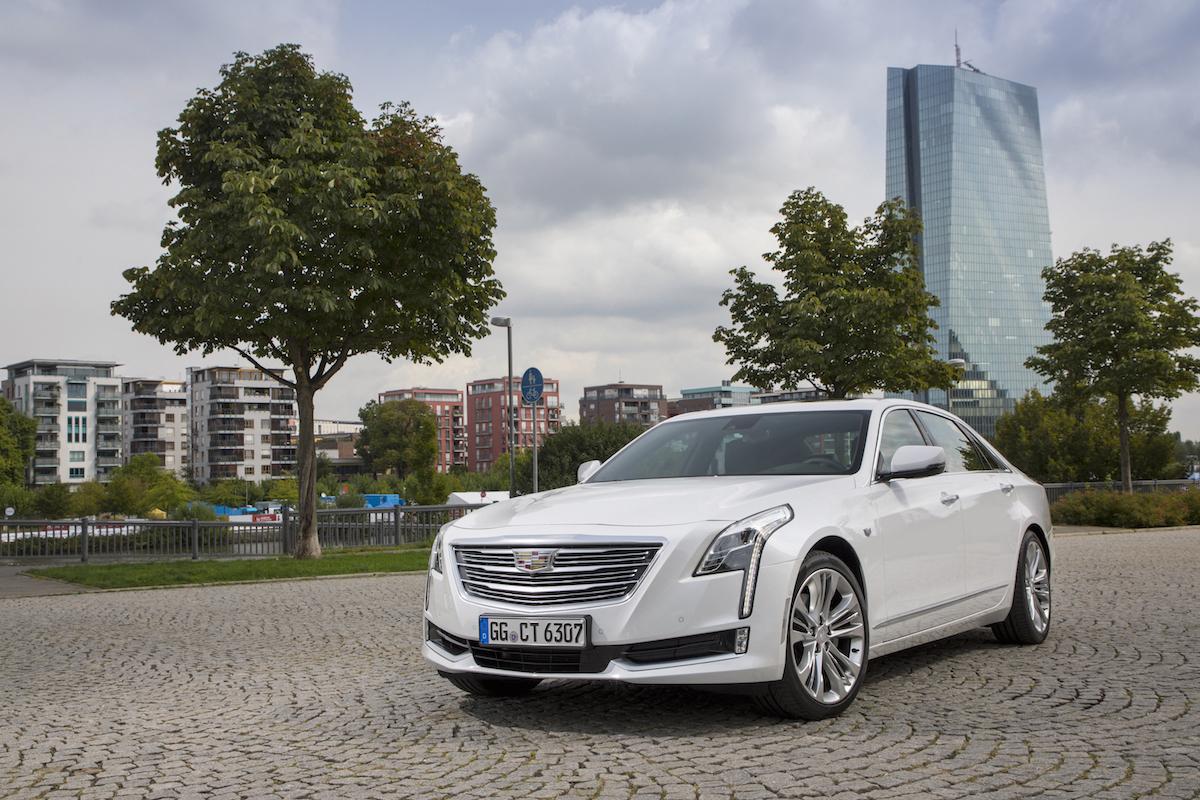 cadillac ct6 luxury premium sedan sedans new models prices switzerland germany versions