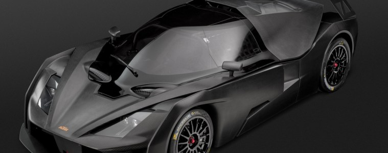 ktm x-bow gt4 rennsport motorsport rennwagen sportwagen modelle 2018
