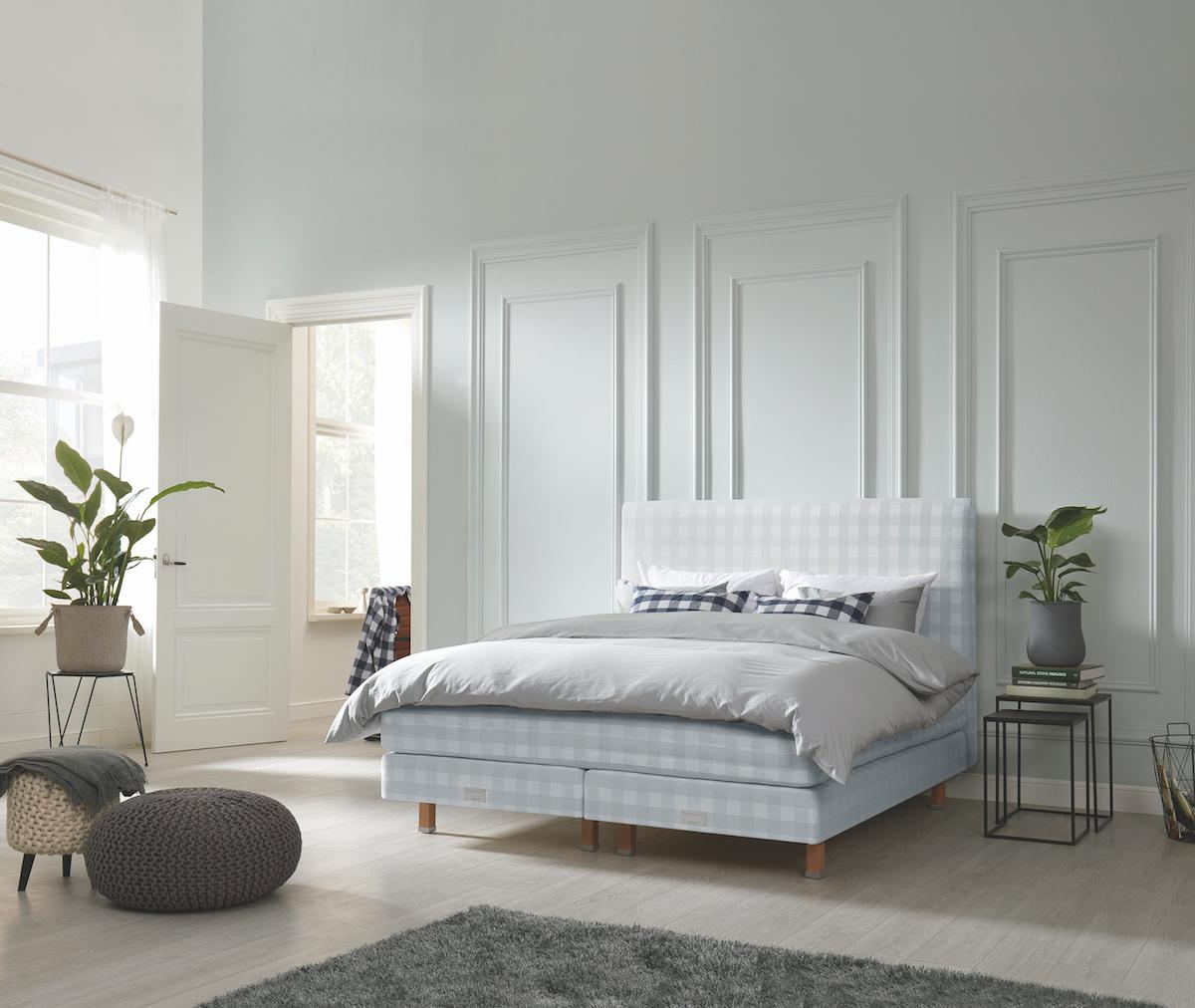 Großzügig Luxurioses Bett Design Hastens Guten Schlaf Zeitgenössisch ...
