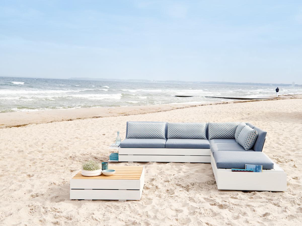 Die moderne Outdoor Lounge für die Terrasse - Proudmag.com