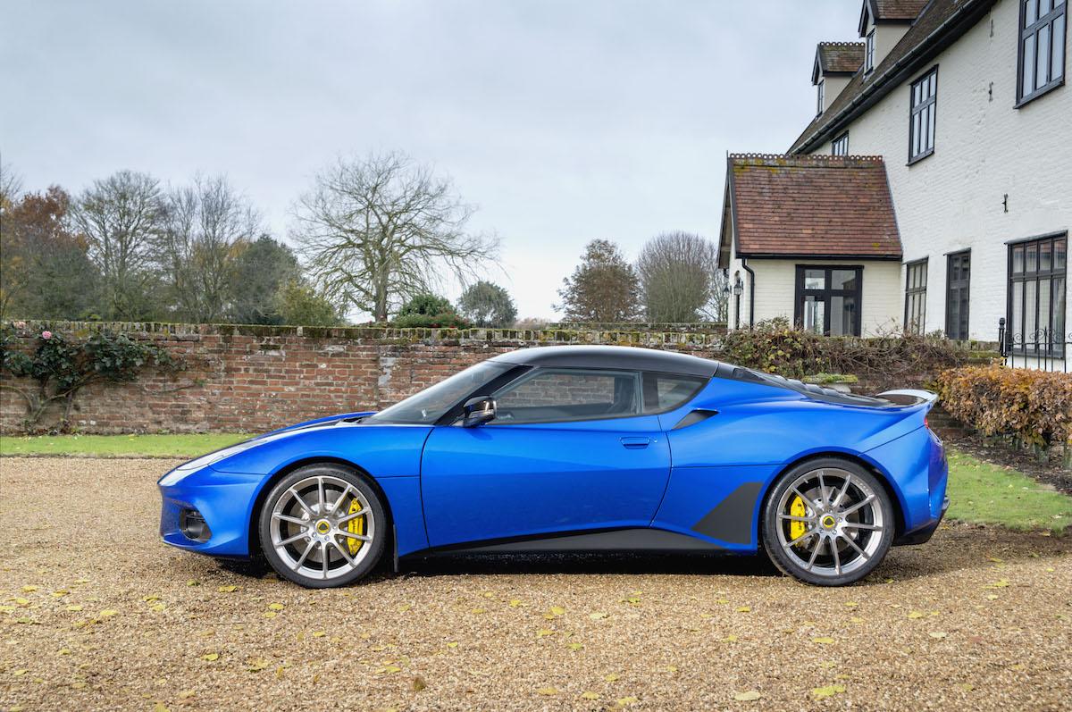 lotus evora gt410 sport new model models sports cars design