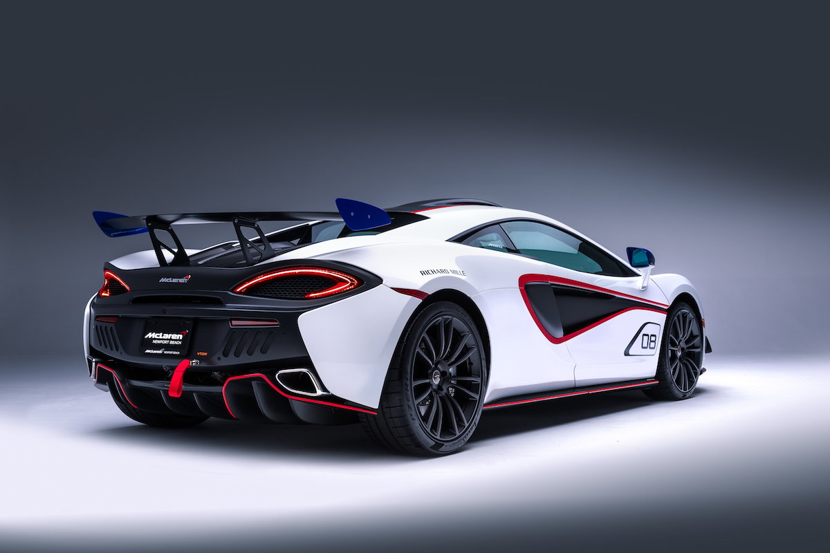 mclaren 570s mso high performance road cars sports-cars new models lightweight