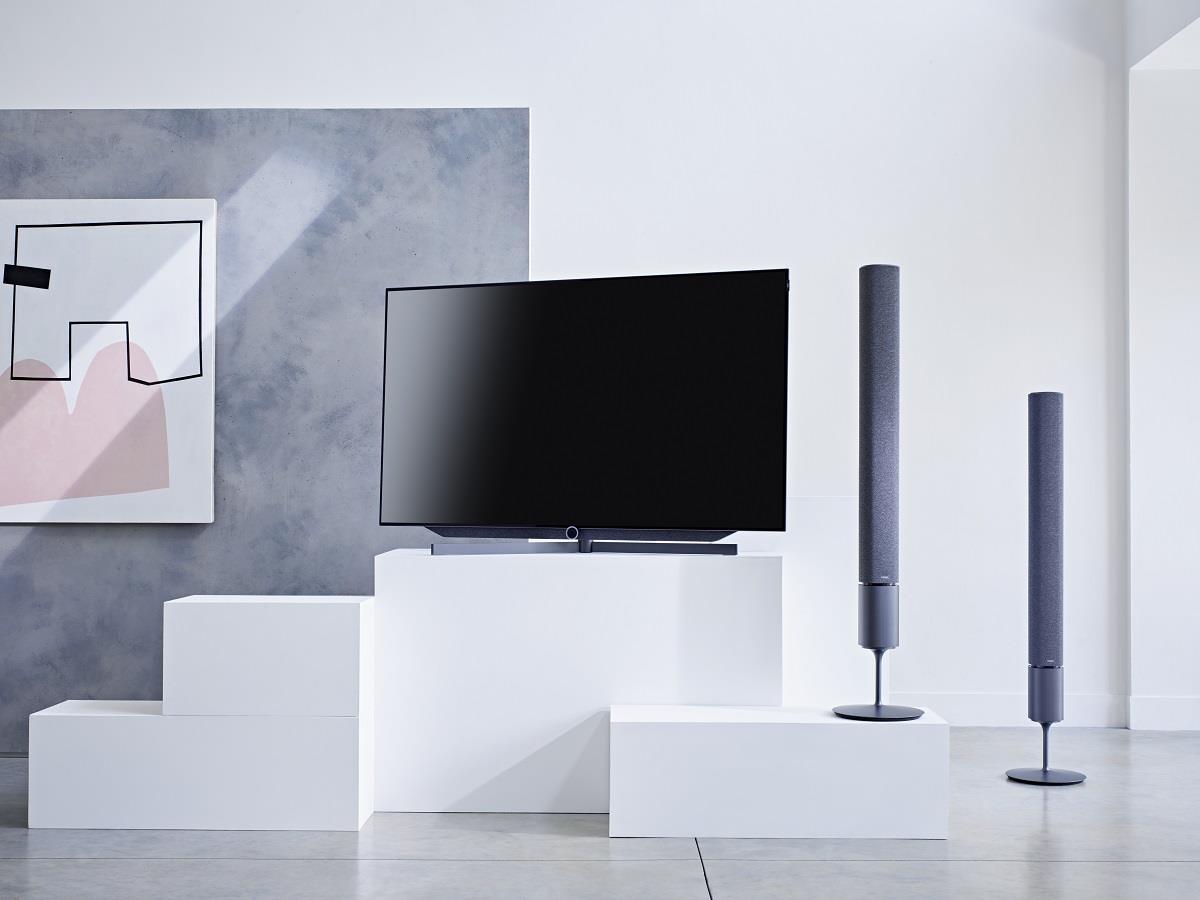 Loewe verbindet in einem Produkt Bild- und Tonqualität sowie Benutzbarkeit, Design und Materialauswahl, Nachhaltigkeit und Vernetzbarkeit (Bild: Loewe).