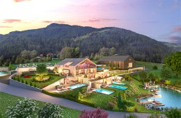 Neues Luxus Chalet im Südtirol