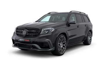 brabus 850 xl mercedes-benz gls suv luxury new model