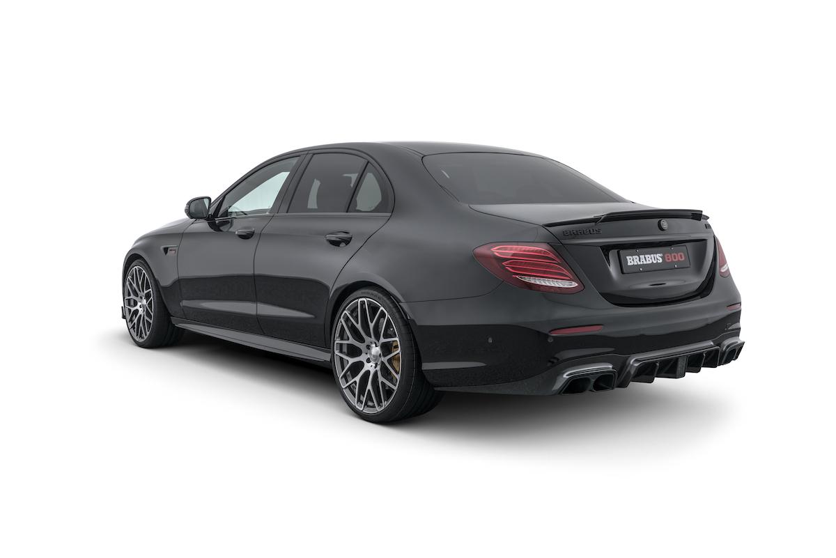 brabus 800 mercedes benz e 63 s 4matic+ performance limited enhancement aerodynamic kit all-wheel-drive