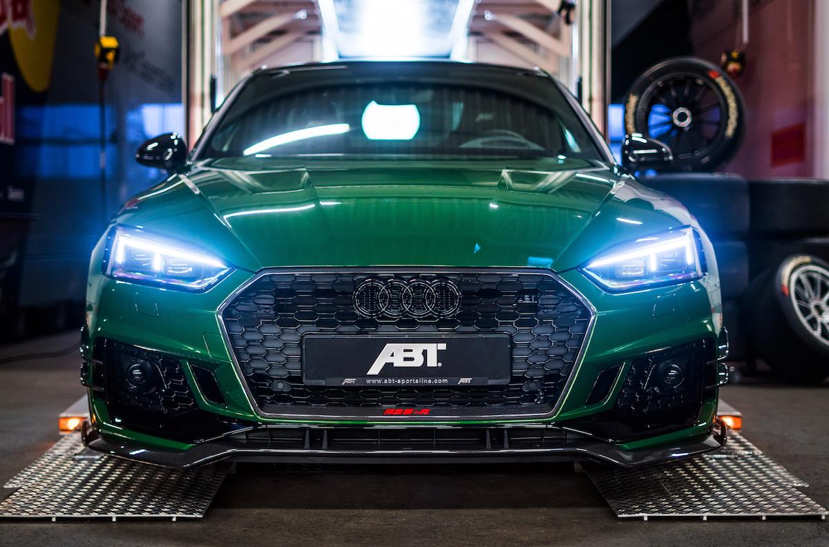 abt sportsline tuning tuner germany cars models performance audi novelties new supercars