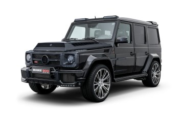 brabus 900 one of ten mercedes mercedes-benz g 65 g-class luxury suv off-road limited