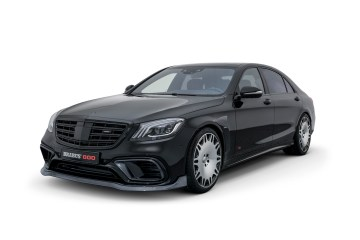 brabus 800 mercedes-benz sedan luxury sporty new models 2018 all-wheel-drive v8 engine performance leather interior