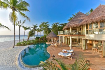 Beach residence ozean