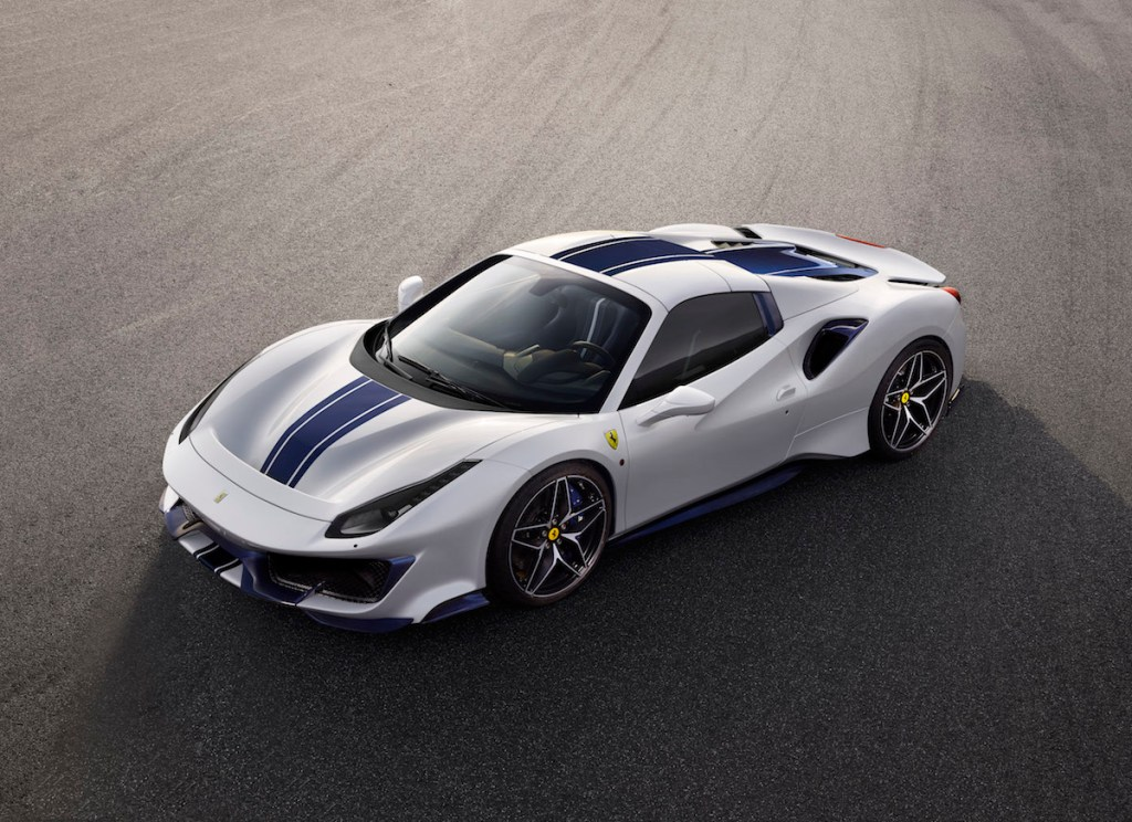 3f0751501ff ferrari 488 gtb spider pista models v8 turbo twinturbo new models sports  cars