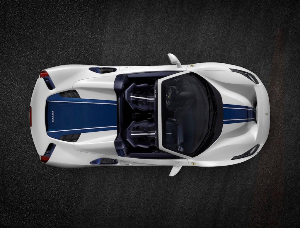 ferrari 488 gtb spider pista models v8 turbo twinturbo new models sports cars