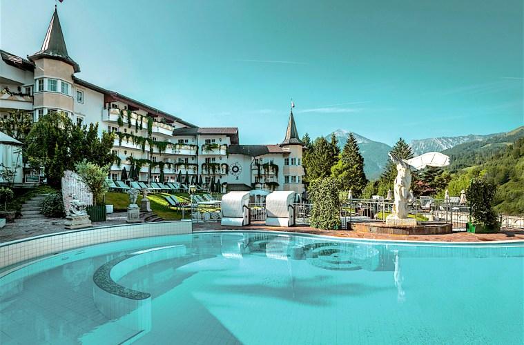 Das Erwachsenen-Resort unweit des Achensees