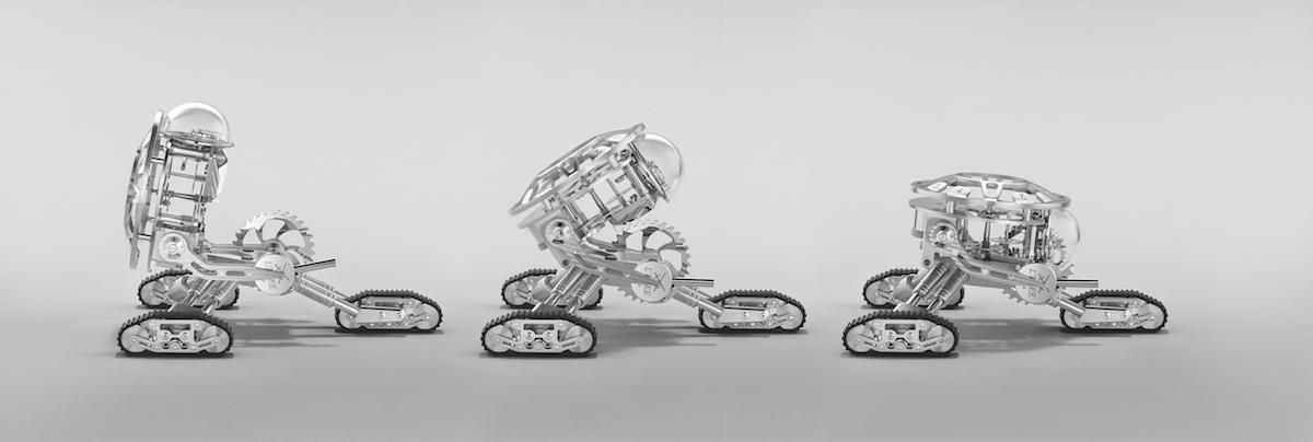 mb&f l'epée 1839 roboteruhr grant uhren hochwertig luxus limitiert schweiz manufaktur hersteller spezialuhren