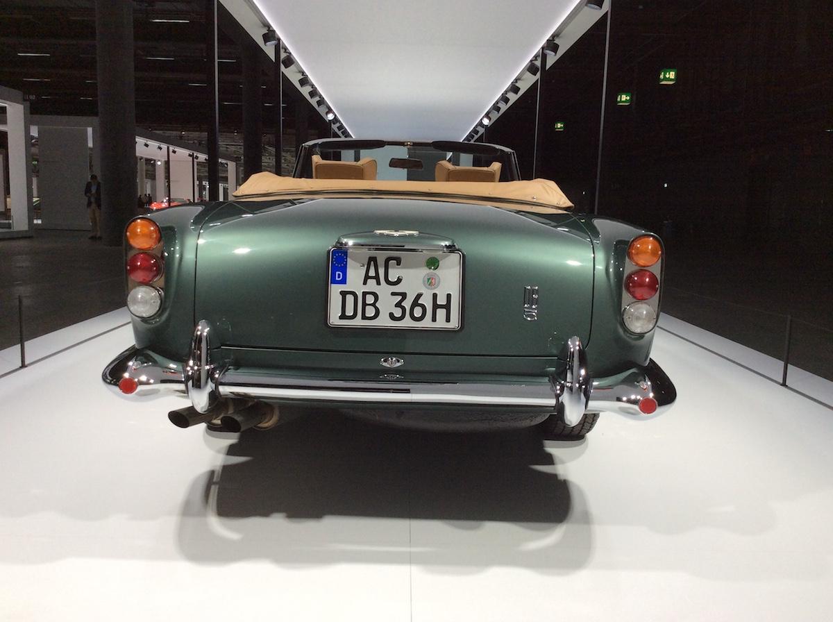 1966 Aston Martin DB5 Convertible Volante