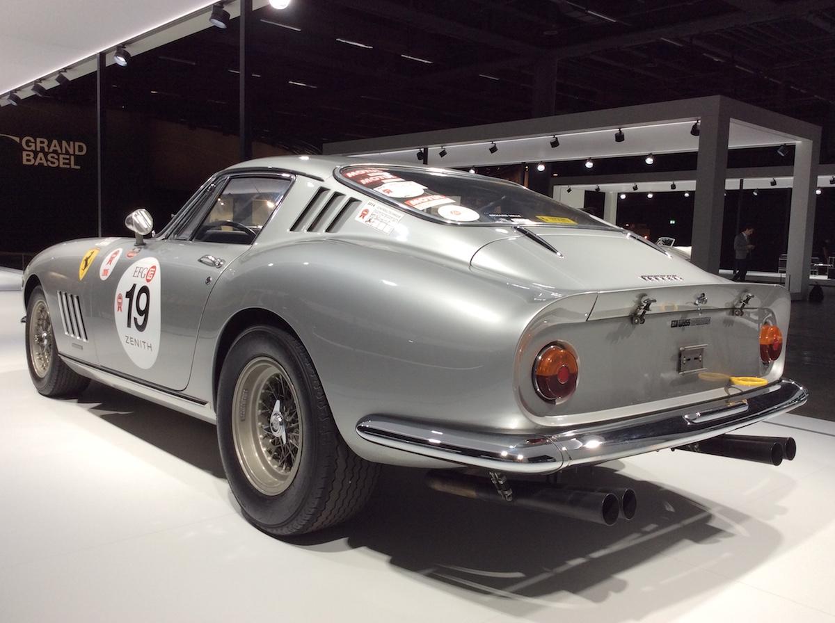 1966 Ferrari 275 GTB / C
