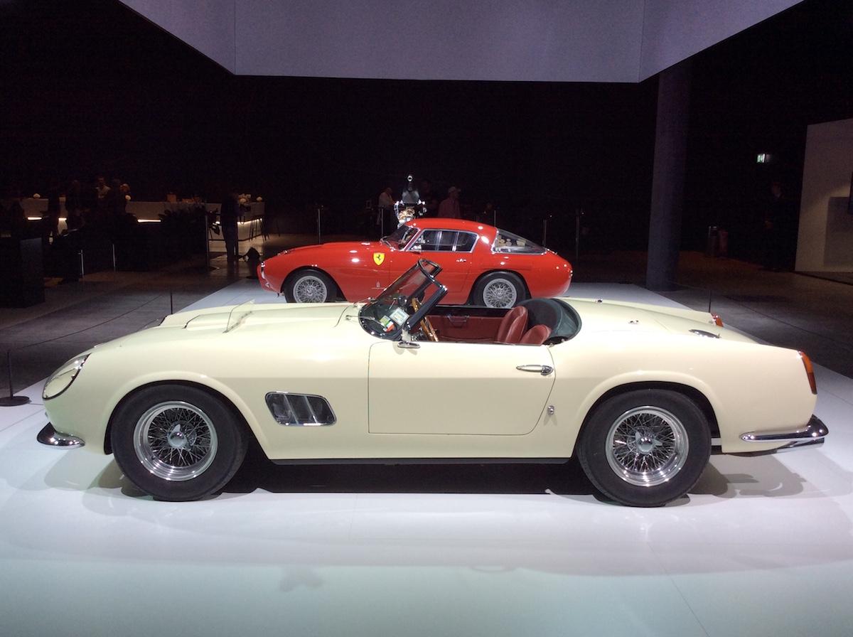 1960-1963 Ferrari 250 GT California Spyder SWB