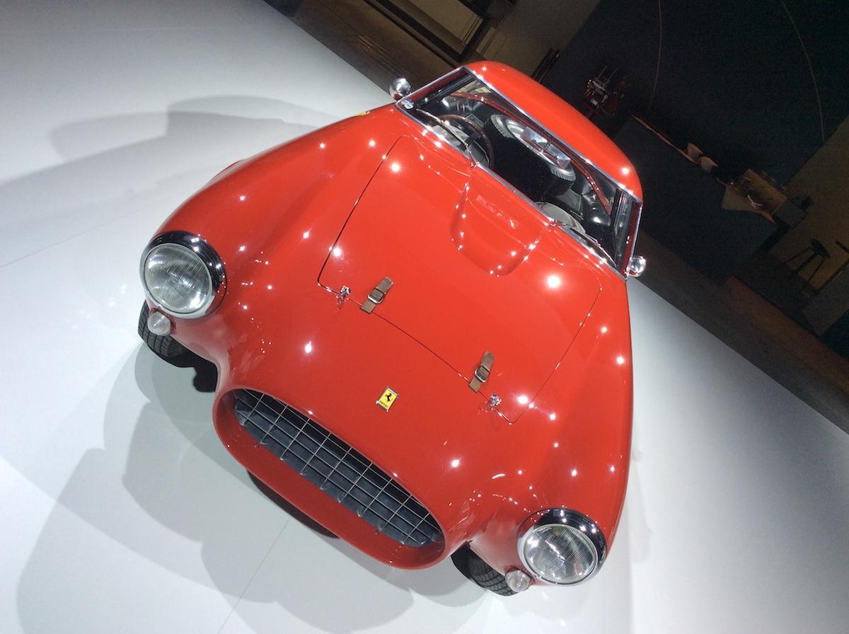 1955 Ferrari 250 MM