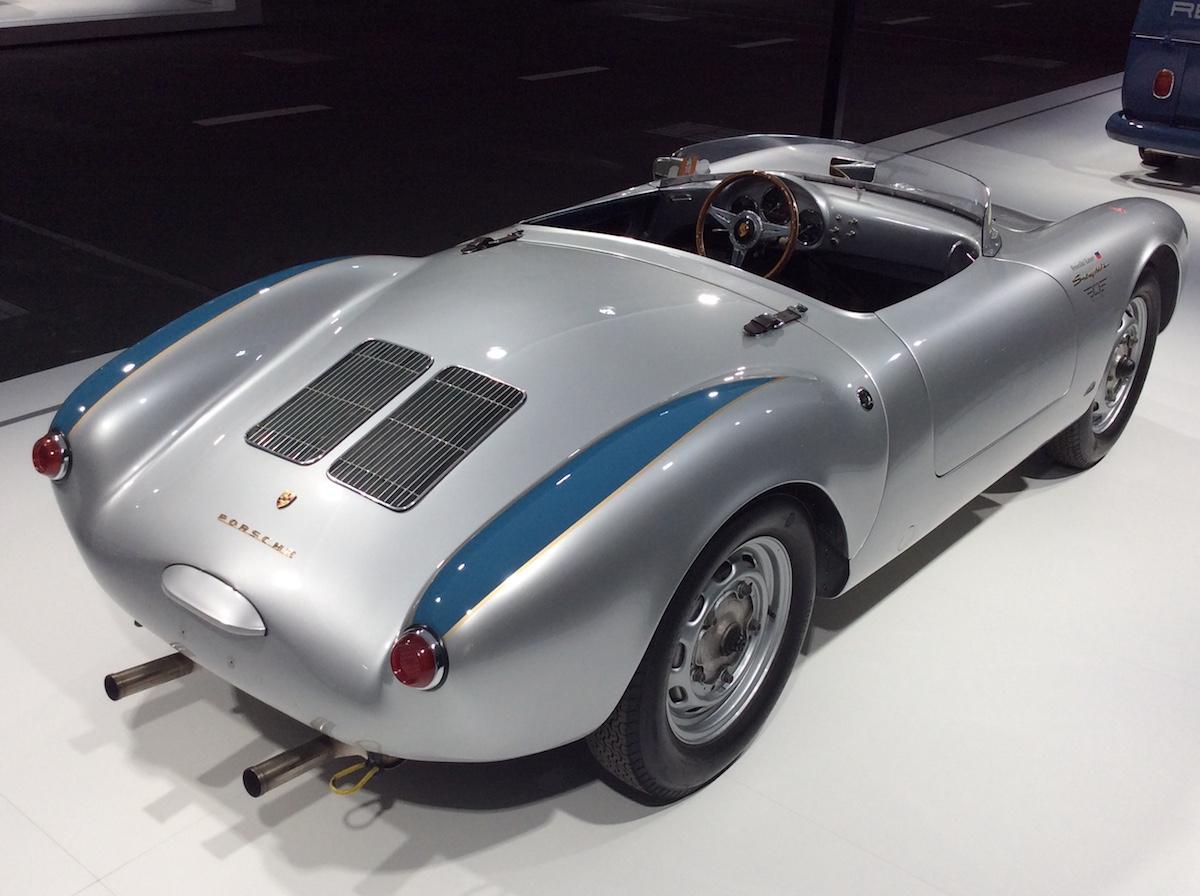 1956 Porsche 550 Spyder 1500 RS