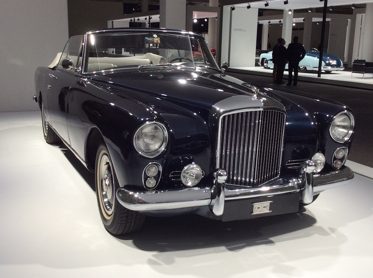 1961 Bentley S2 Cabriolet