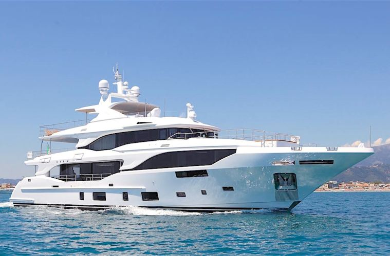 Own a super yacht with SeaNet