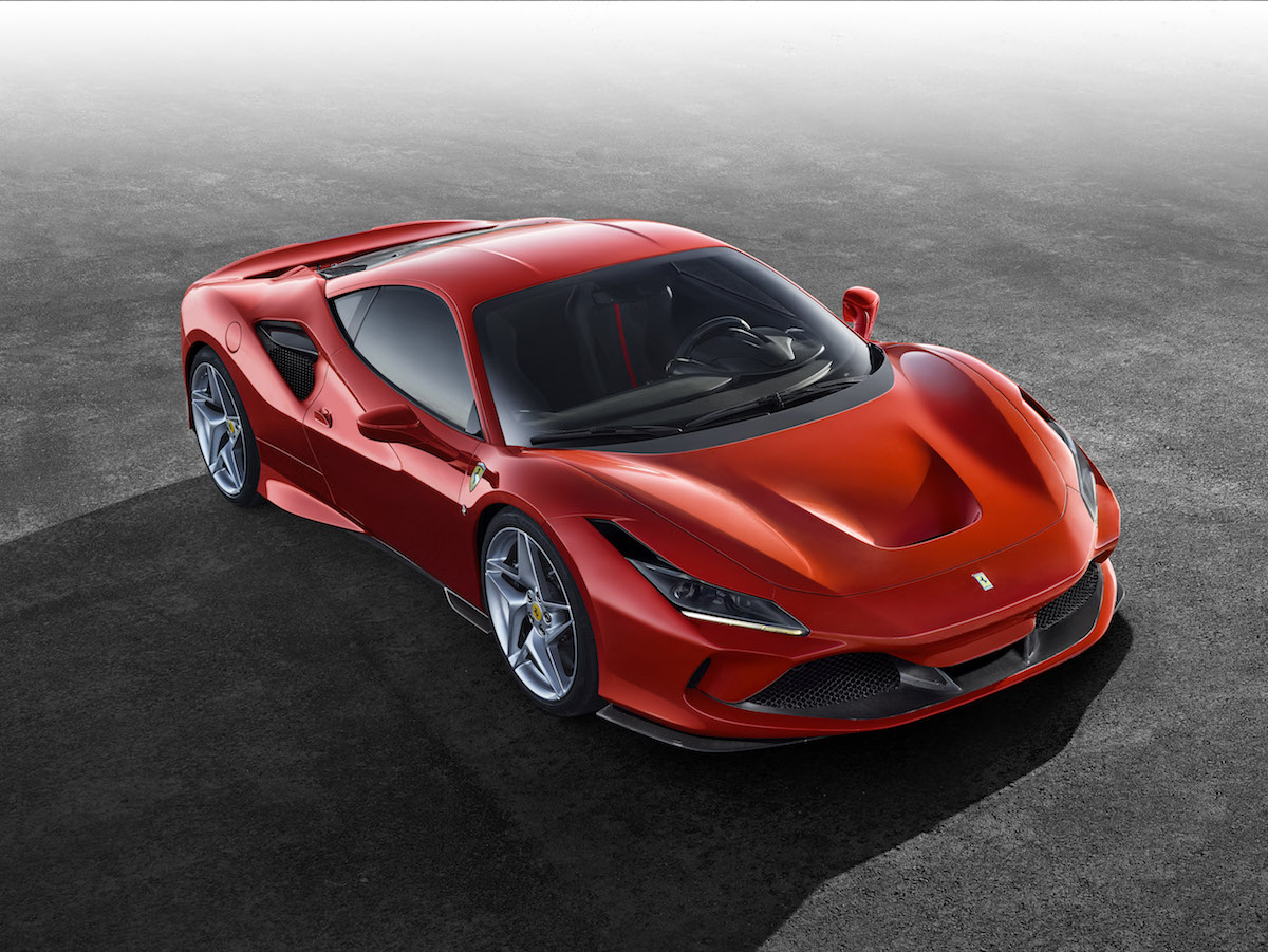 Ferrari F8 Tributo Is A Celebration Of Excellence Proudmag Com