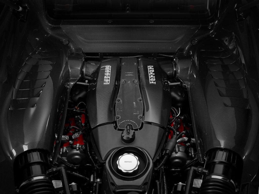 ferrari f8 tributo new model unique turbo turbo-charged models v8 engine
