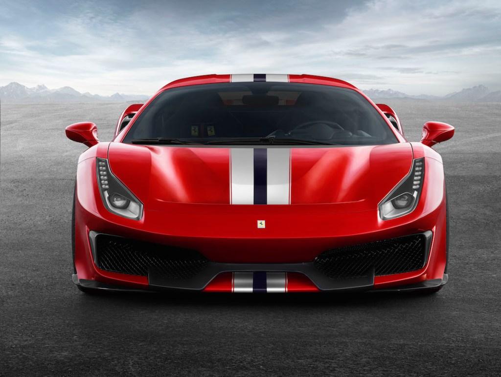 ferrari 488 gtb pista v8 engine turbo biturbo sports cars models new 2019