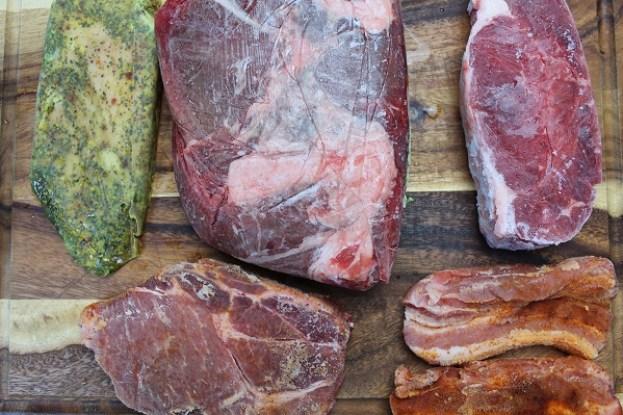 Gefrorenes Fleisch grillen-alles auf einen Blick_web