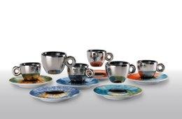 Tassenkollektion Amici Caffè Iris