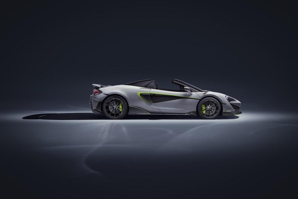 mclaren 600lt spider mso modelle neu neuheiten sportwagen schweiz deutschland autosalon genf 2019 automobilsalon limitiert