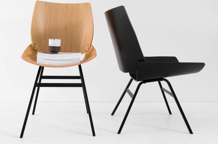 Stuhl Shell ist en Designerstuhl von Seleform